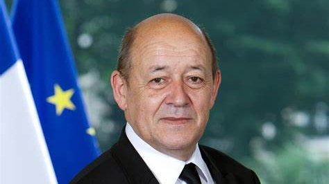 Statement by M. Jean-Yves Le Drian, Minister for Europe and foreign Affairs (...)